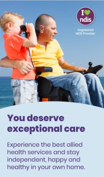 Empower NDIS Flyer