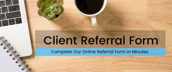 Referral on-boarding now completed online in minutes