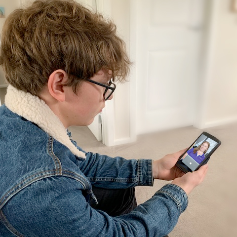 NDIS teletherapy services