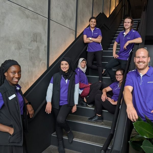 Empower's 2020 Graduate Program starters
