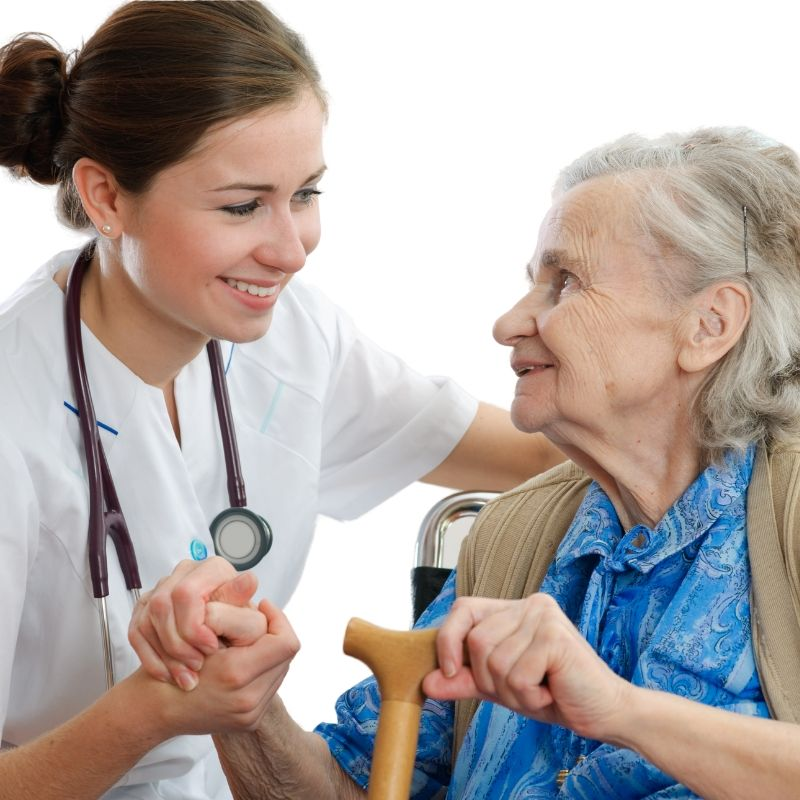 Home nursing services for home care packages and NDIS participants
