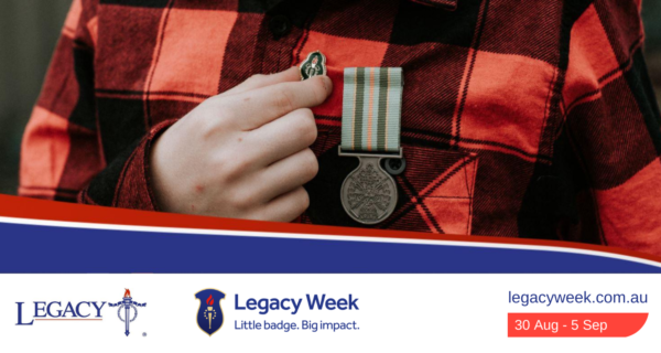 Empower Healthcare is proudly partnering with the charity group Legacy - 2020 Legacy Week