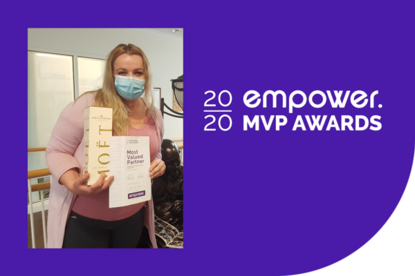 MVP Sep Winner - Linda van Egmond