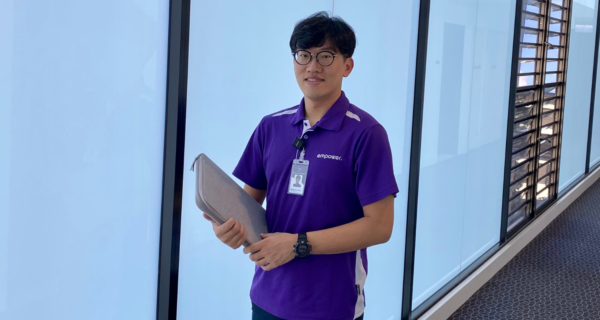 InProfile with Tom Cui - Occupational Therapist