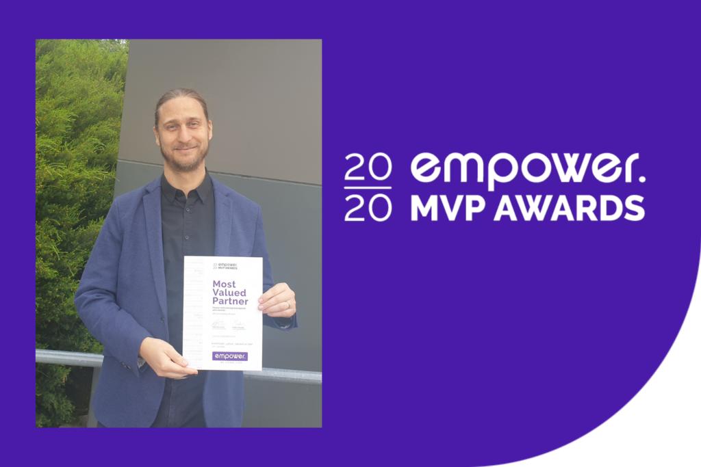NOV Most Valued Partner Award_Windemere support coordination team