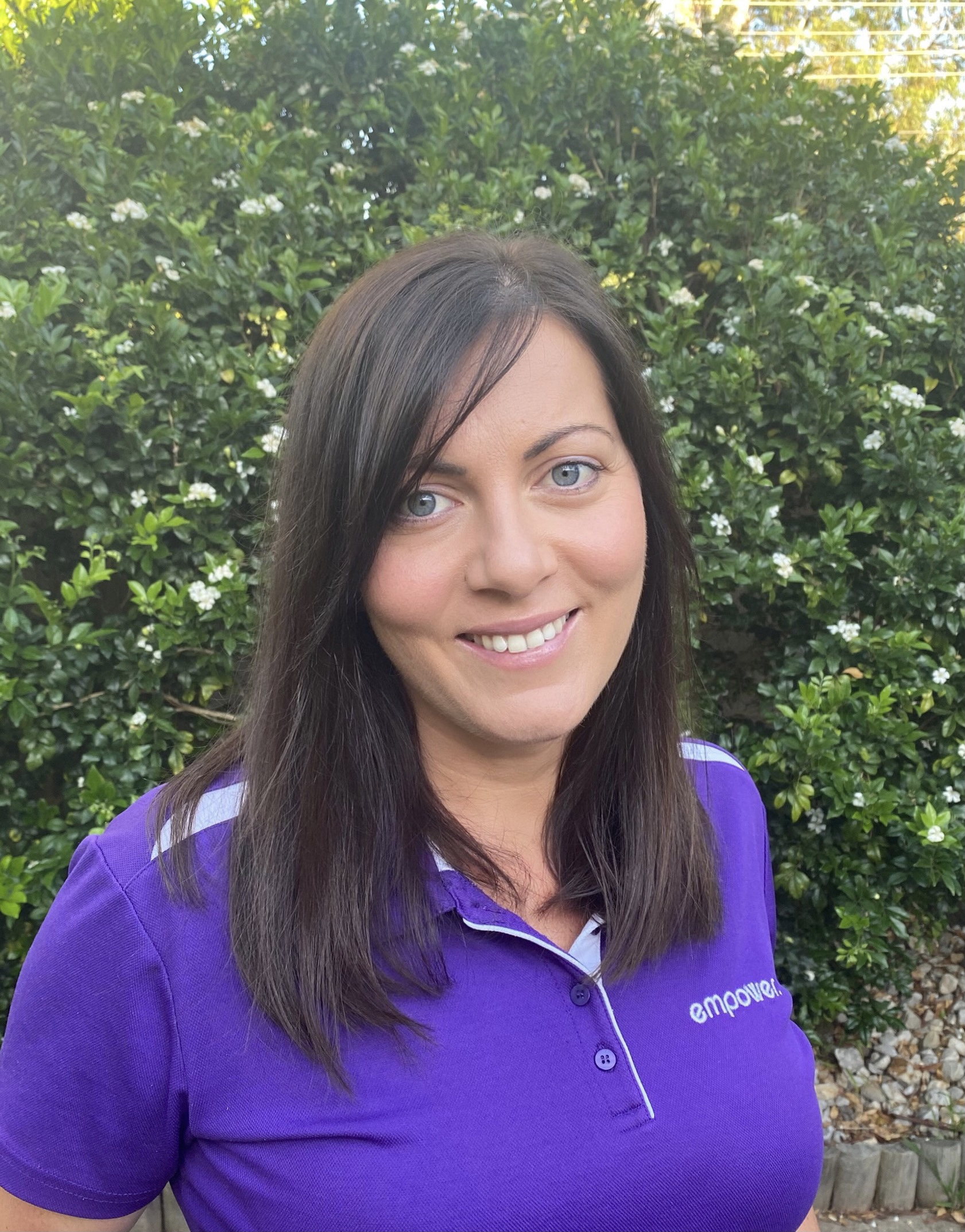Briony Watt, Senior Physiotherapist