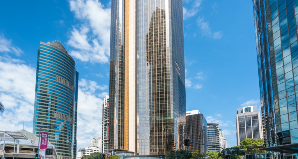 QLD Office - Level 19, 10 Eagle Street, Brisbane