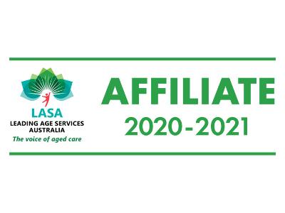 2021 LASA affiliate partner logo