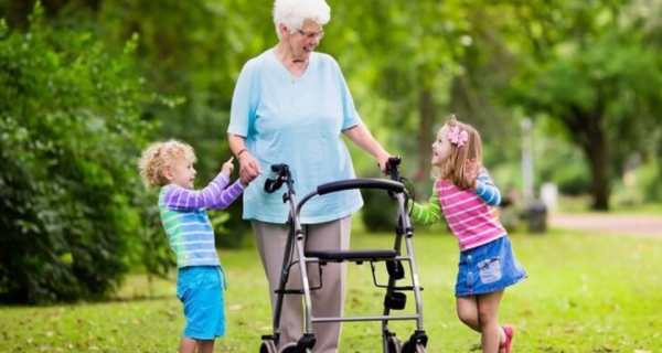 5 Signs Your Client May Need a Walking Aid