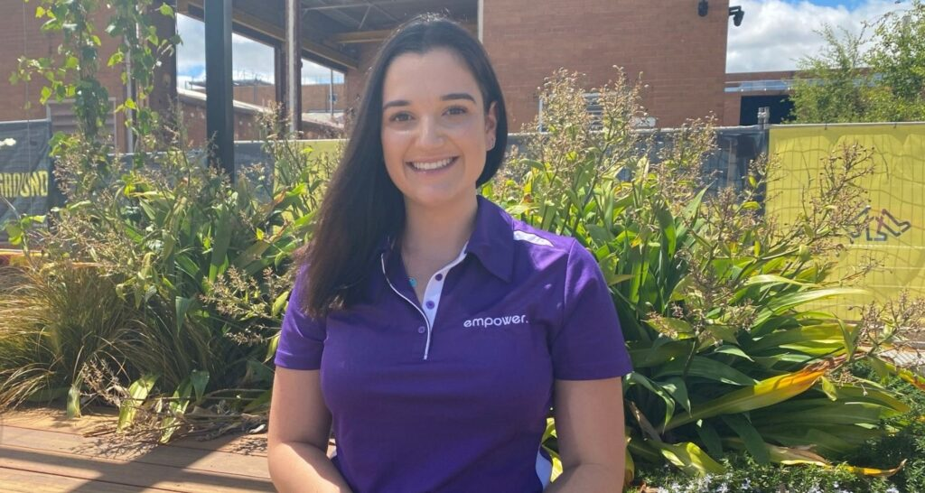 Emma Austin, Occupational Therapy Graduate Reflects on Empower's Graduate...</p>                        </div> </div> <div class=