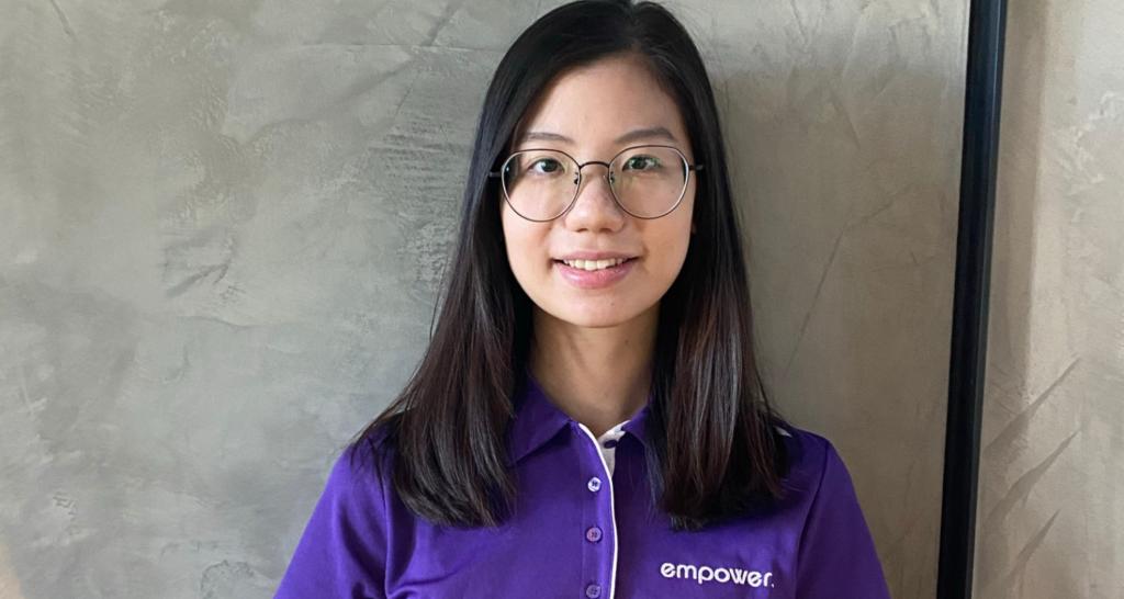 Iris Shares her Reflection on Empower's Graduate Program