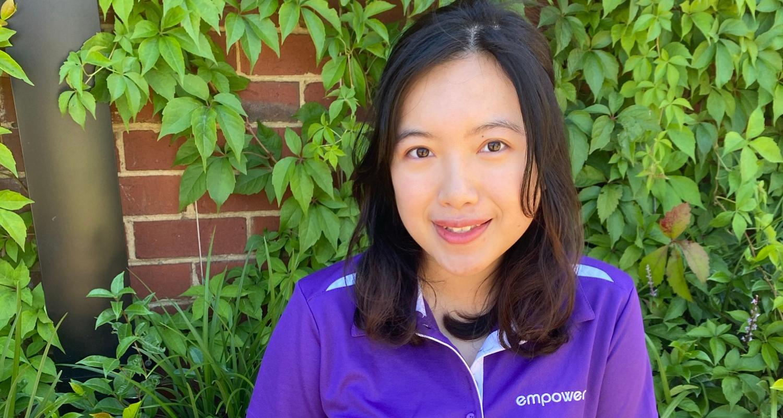 Jovita So, Occupational Therapist Reflects on Empower's Graduate Program