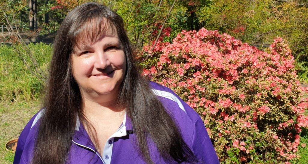 Tertia Van Antwerpen, Mental Health Occupational Therapist